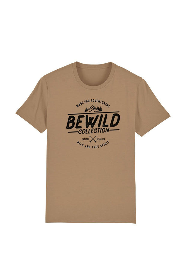 t_shirt_homme_coton_biologique_bewild_collection_beige