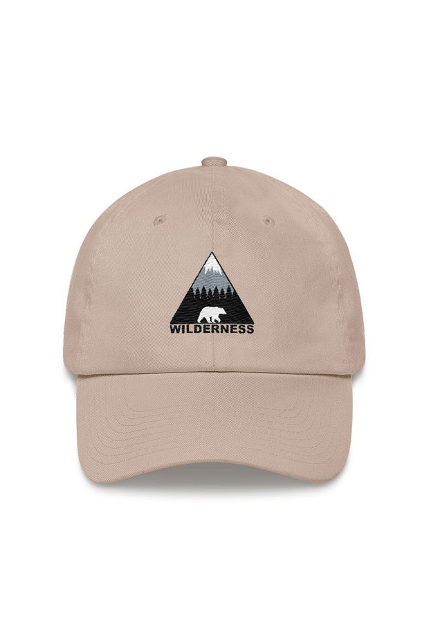 casquette_beige_logo_brode_wilderness_ours_classic