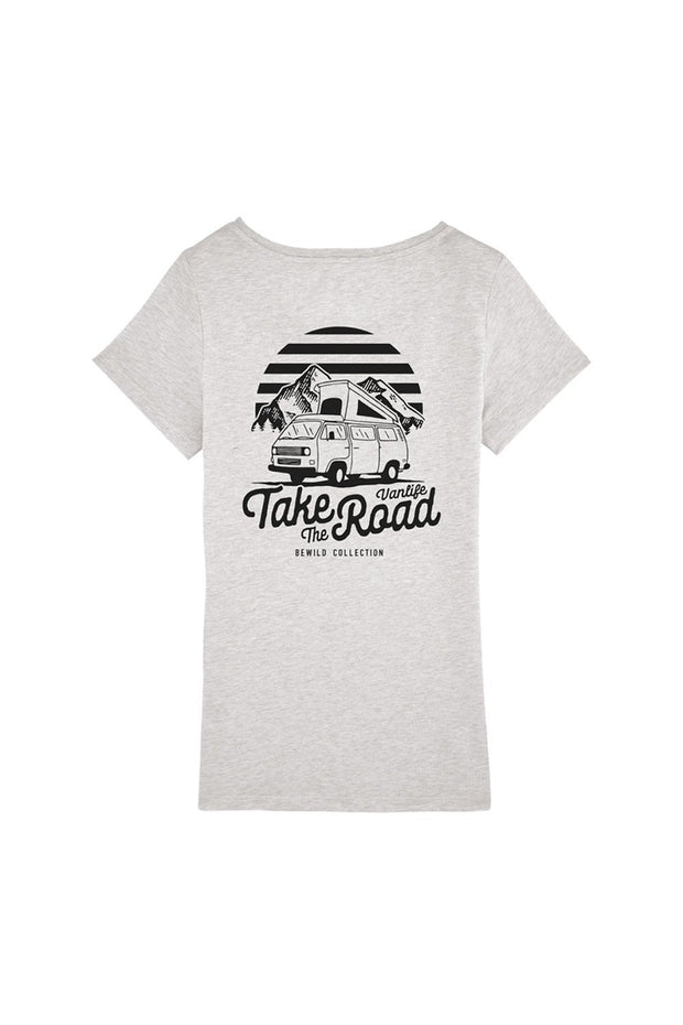 t_shirt_femme_coton_biologique_take_the_road_combi_volkswagen_t3_creme_chine