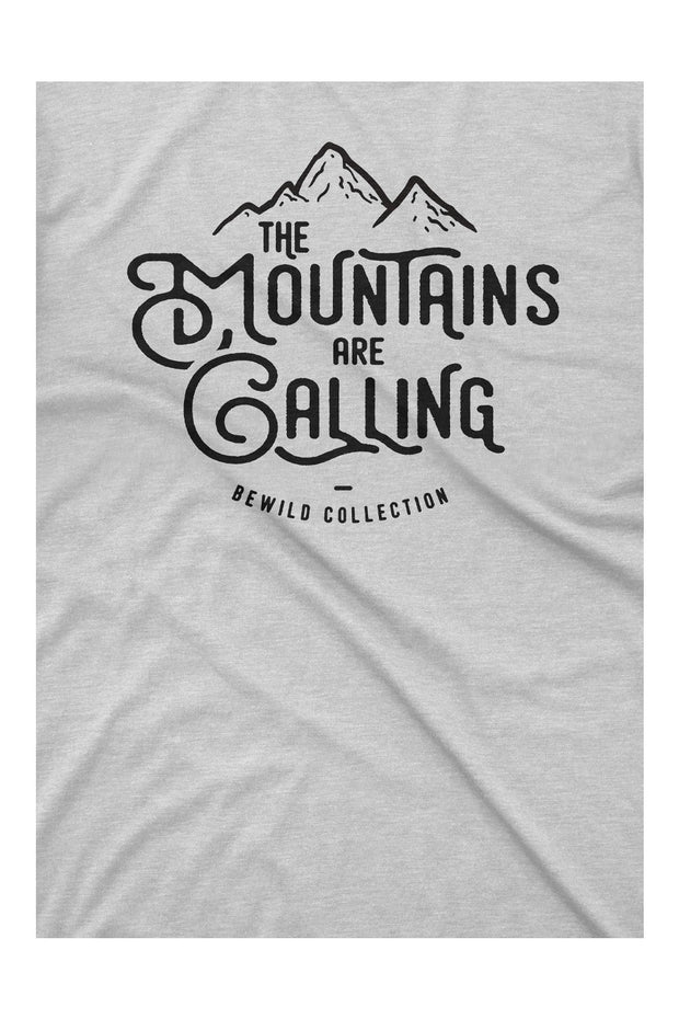 t_shirt_homme_coton_bio_mountains_are_calling_logo