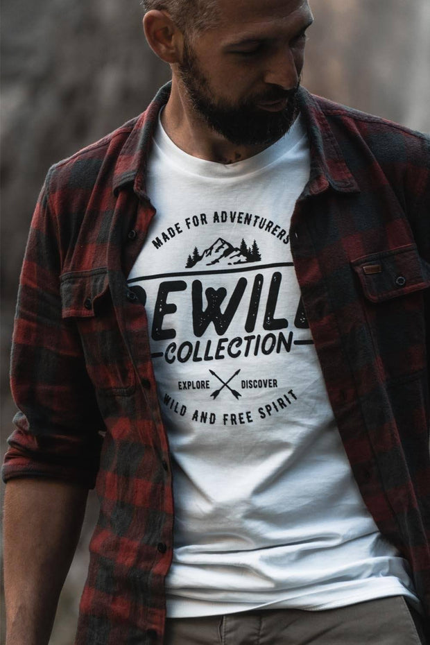t_shirt_homme_coton_biologique_bewild_collection_blanc