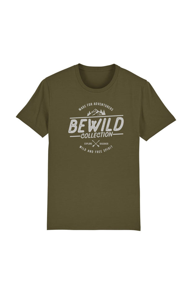 t_shirt_homme_coton_biologique_bewild_collection_kaki