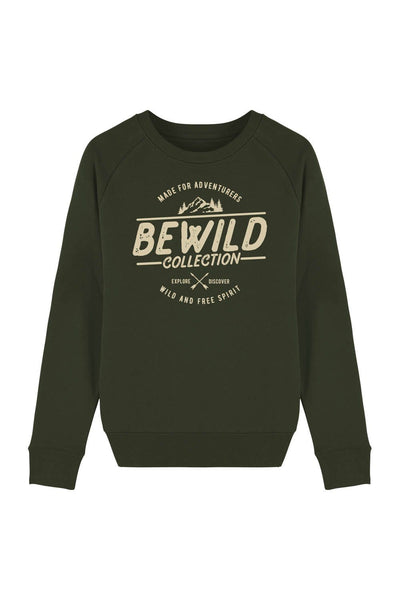 pull_femme_coton_bio_bewild_collection_kaki
