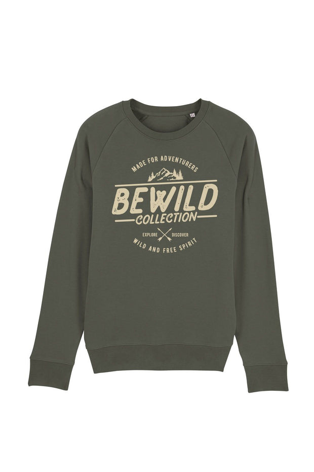 pull_homme_coton_bio_bewild_collection_kaki