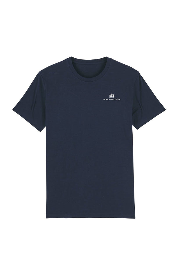 t_shirt_homme_coton_biologique_pyrenees_are_calling_navy_face