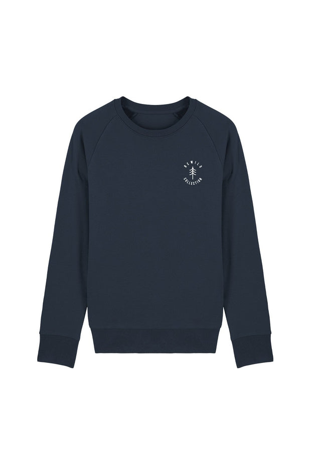 pull_homme_broderie_bewild_collection_sapin_navy