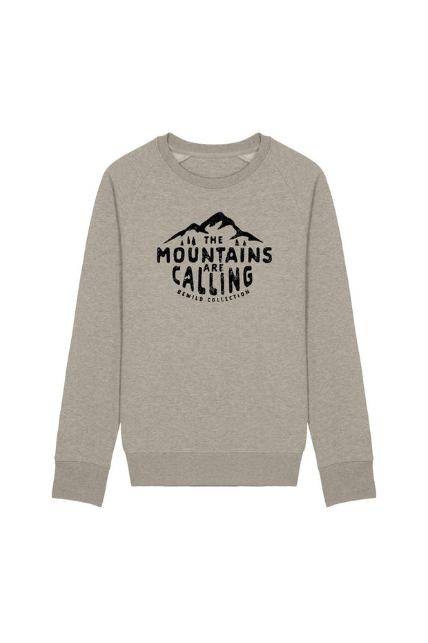 pull_homme_coton_bio_mountains_calling_beige