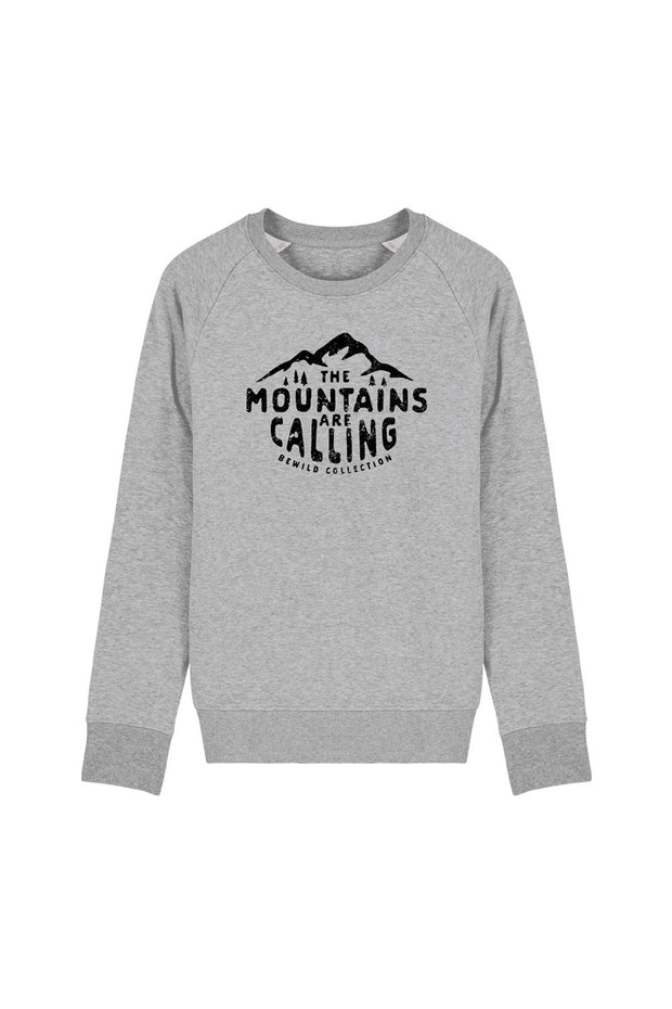 pull_homme_coton_bio_mountains_calling_gris