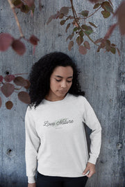 pull_femme_coton_bio_love_nature_gris_clair_model