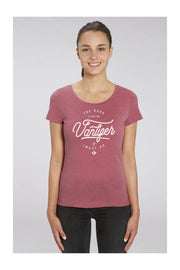t_shirt_femme_coton_biologique_vanlifer_the_road_is_calling_rose_chine