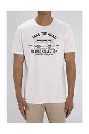 t_shirt_homme_coton_biologique_mountains_take_the_road_combi_volkswagen_t2_creme