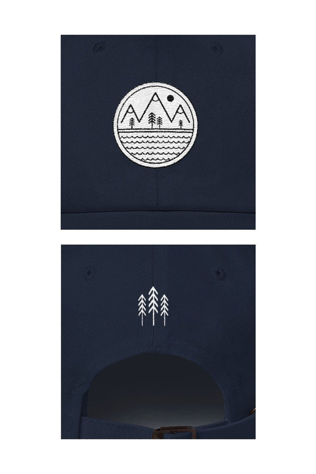 casquette_navy_logo_brode_patch_aventure_mountains