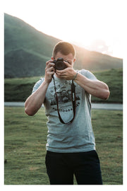 t_shirt_homme_coton_biologique_outdoor_photographer_gris
