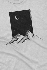 t_shirt_homme_coton_biologique_mountains_moon_design