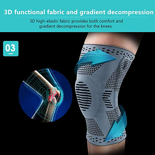 Professional Meniscus Tear Arthritis Sports Patella Knee Brace