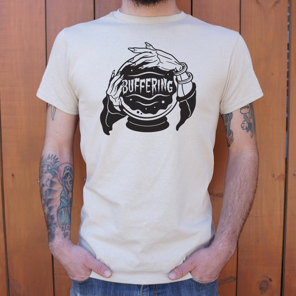 Crystal Ball Buffering T-Shirt (Mens)