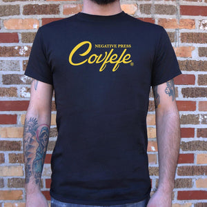 Negative Press Covfefe T-Shirt (Mens)