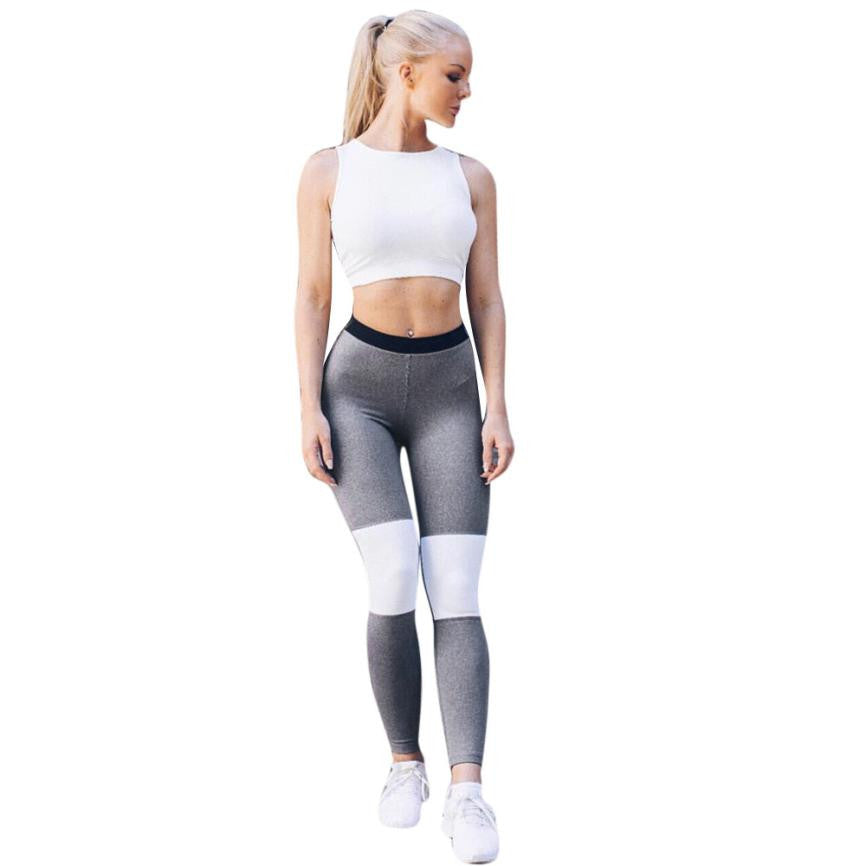 Women's Running Pants Tights Sexy High Waist Yoga Pants Quick Dry - legging 7