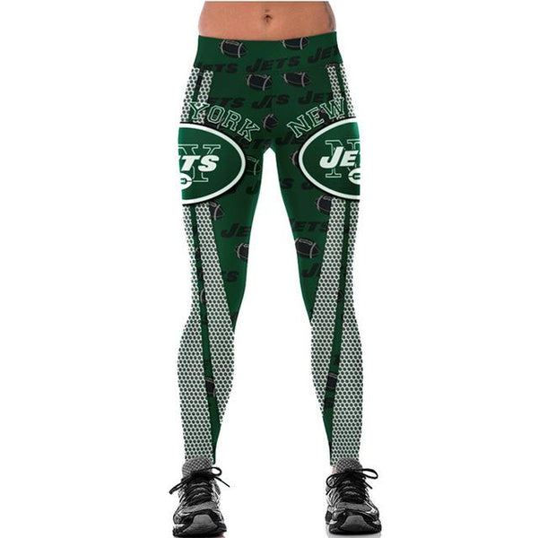 3D Print Teams Leggings Women Match Raider Sporting Legging Fitness - legging7