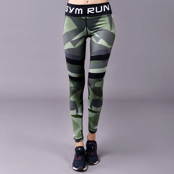 Sports Training Running Gym Leggings - legging7