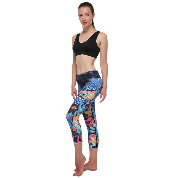 High Waist Soft Woman High Waist Yoga Leggings - legging7
