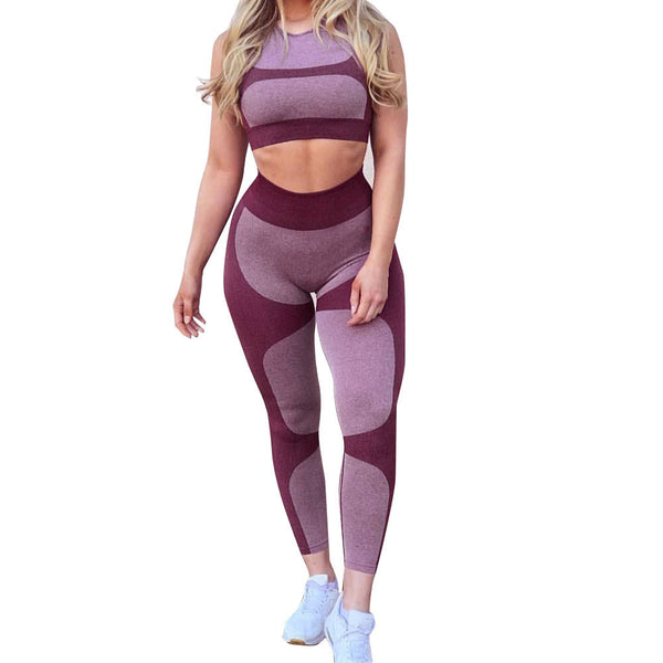 Womens Workout Leggings Sports Yoga Gym Fitness Pants Athletic Clothes - legging 7