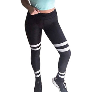 Women HIGH Waist Yoga Fitness Leggings - legging 7