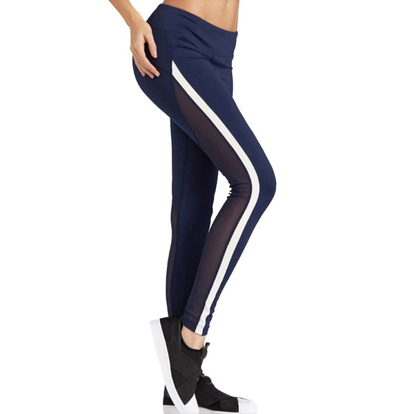 Running Leggings for Women Cotton Workout Running Leggings (Medium) - legging7