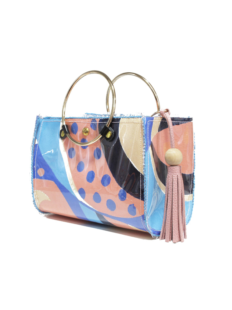Sun & Moon - Ring Tote Bag I