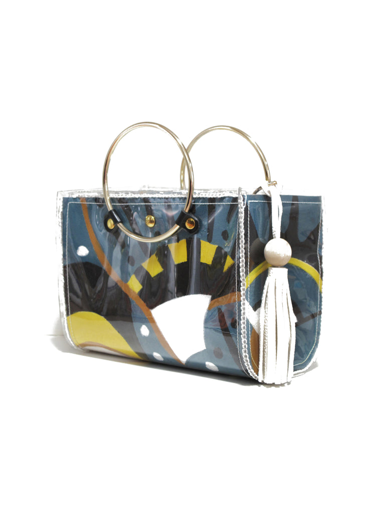 Sun & Moon - Ring Tote Bag III