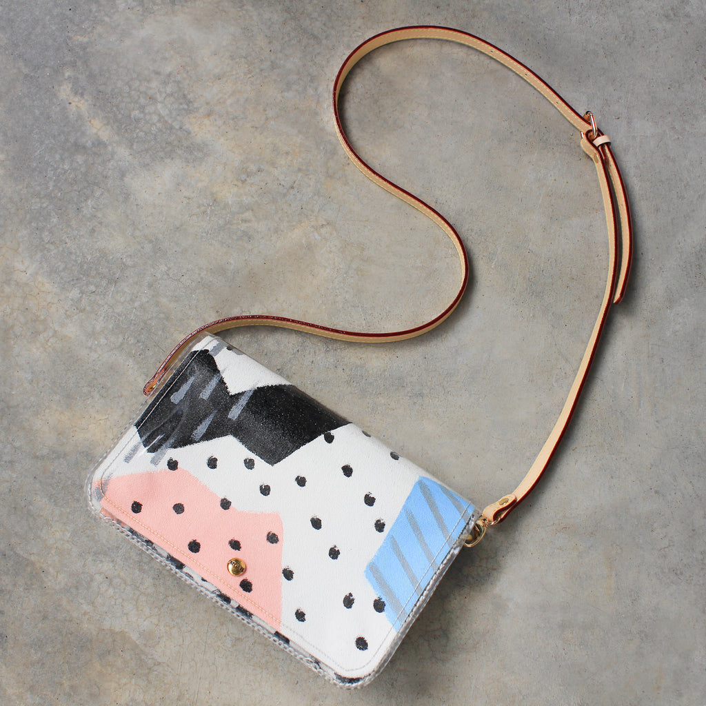Happy Days Crossbody II