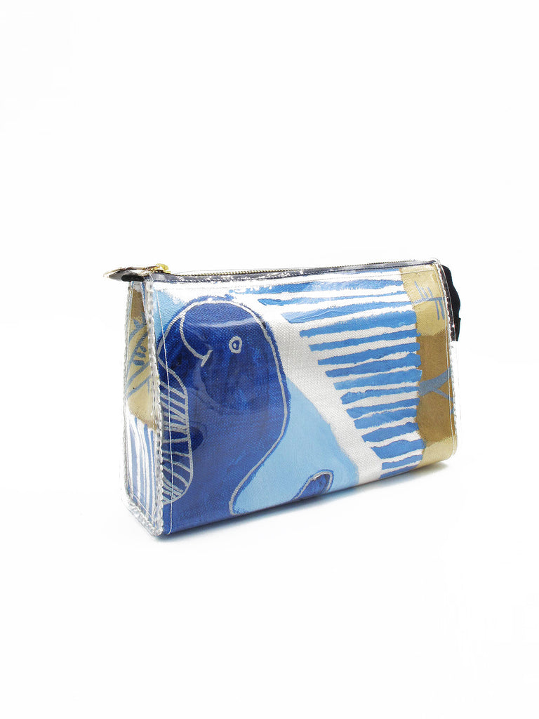Sijun & Friends Whale Clutch I