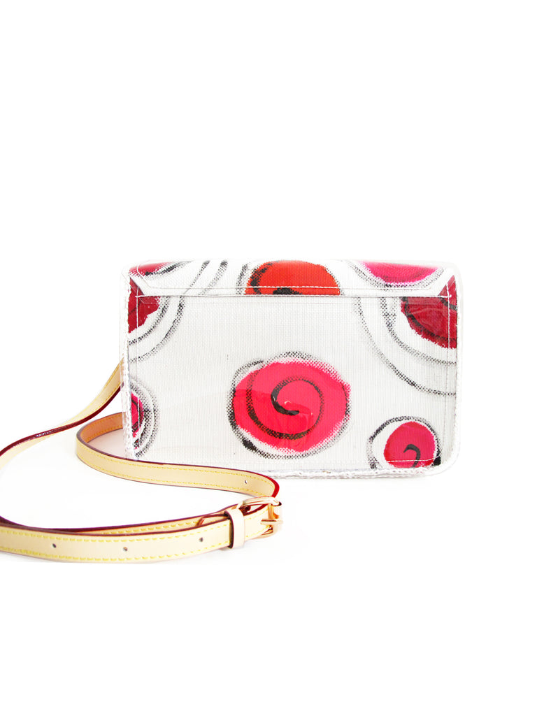 Little Red Dots Crossbody