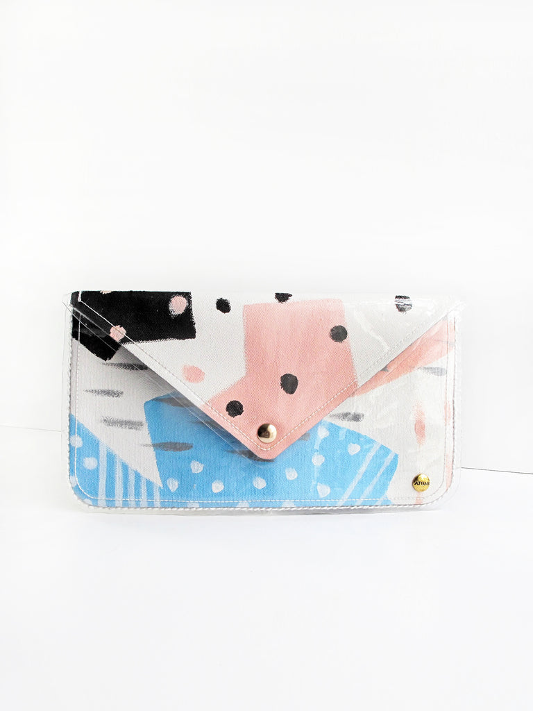 Happy Days The Envelope Clutch I