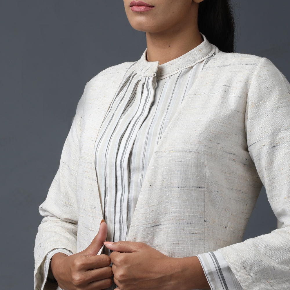 Khadi, the new Linen?