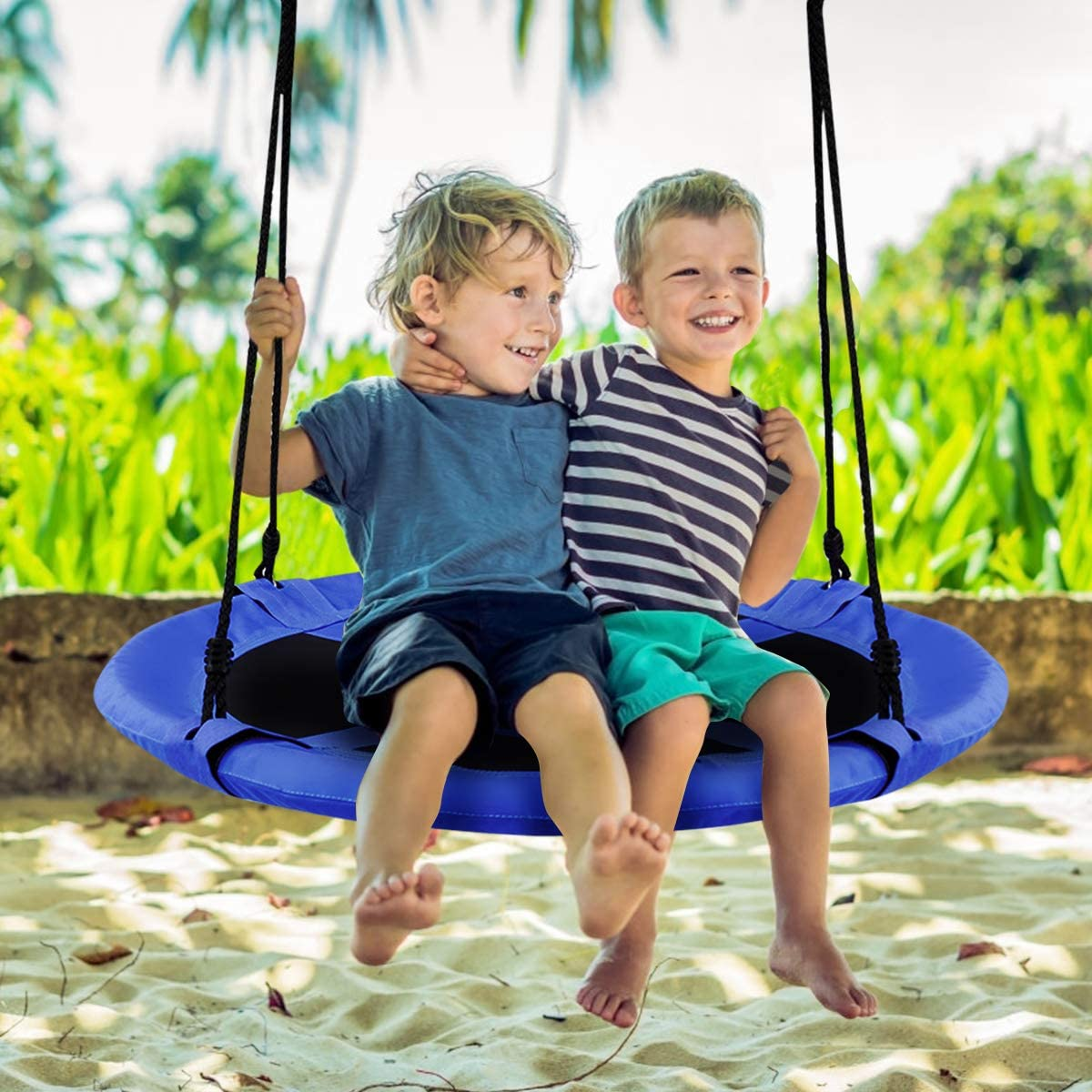 Playground Swing, Backyard and Playroom