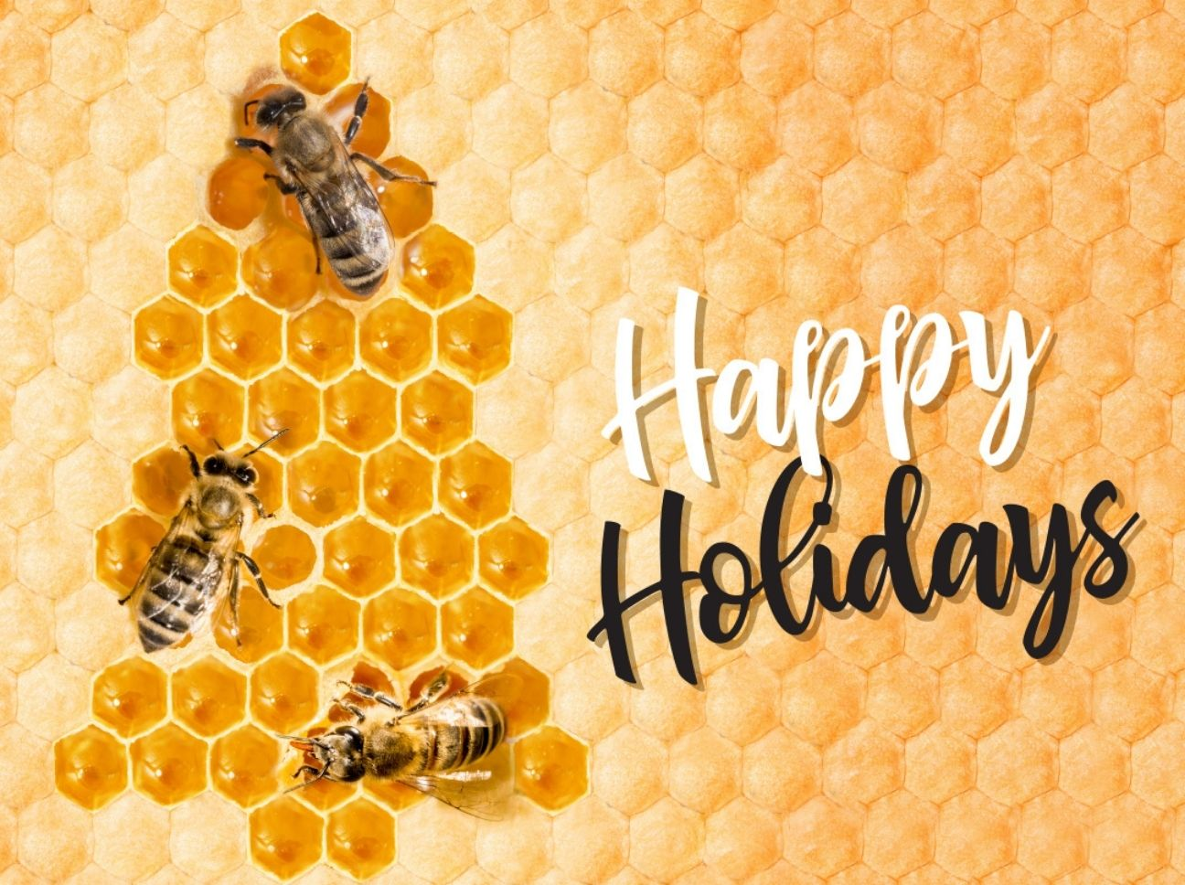 Happy Holidays Beekeepers!