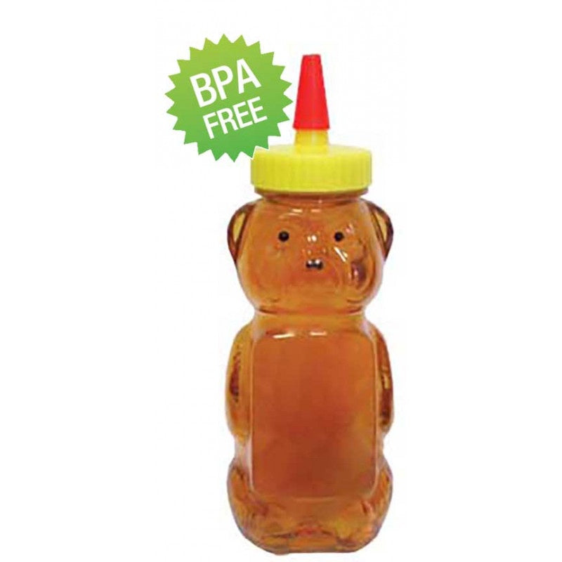 Rawganic 2019 Honey - Squeeze Bear (12oz)