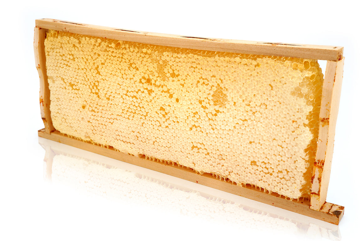 Rawganic Natural Honeycomb (Full Frame, approx 10lbs)