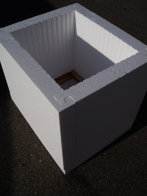 Hiveworld Styrofoam  Winter Hive Wrap