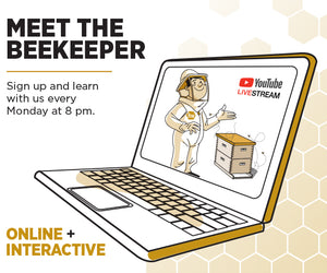 Meet the Beekeeper - 2020 Beekeeping Season
