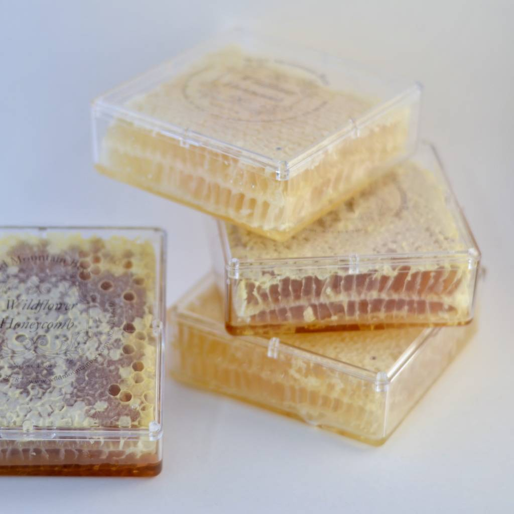 Rawganic Natural Honeycomb (1lb)