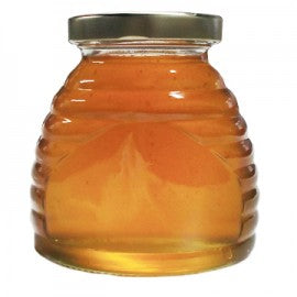 Rawganic 2019 Honey - Skep Jar (12oz)