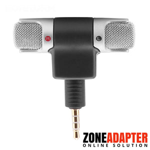 Stereo Digital Microphone 3.5mm - Zone Adapter
