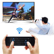 2.4G Mini Wireless Air Keyboard Mouse with Infrared Remote - Zone Adapter