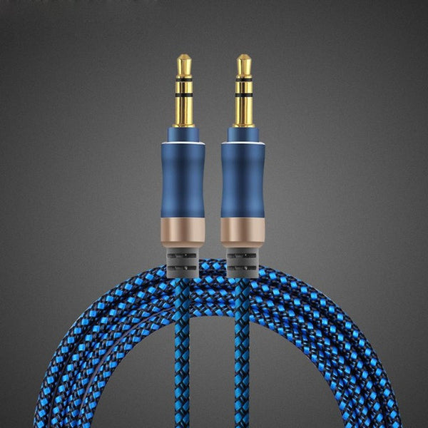 1.5M 3.5mm Stereo Audio Extension Male To Male - Zone Adapter