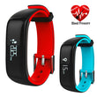 Smart Watch Blood Pressure Heart Rate Monitor Cardiaco Health Reloj App GPS - Zone Adapter