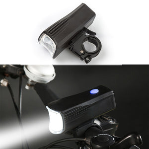 Bike light Bicycle USB Rechargeable bicycle lamp LED
