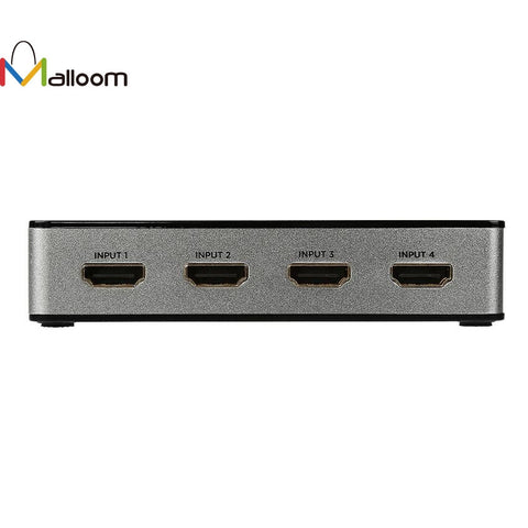 HDMI 1080P 4 in 1 Amplified Splitter - Zone Adapter