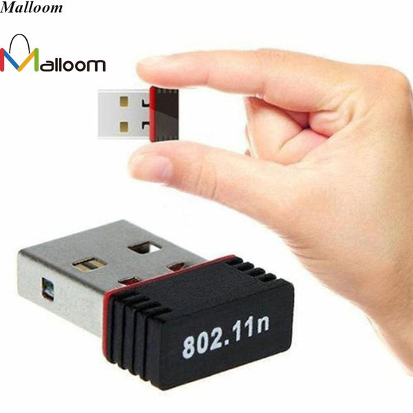 802.11 B / G / N 150Mbps WiFi USB 2.0 Stick - Zone Adapter